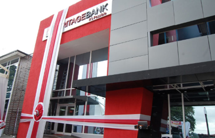 BREAKING: Heritage Bank collapsed, merged with Consolidated Bank