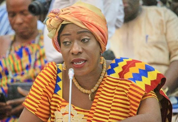 Ghana's Tourism Minister, Catherine Abelema Afeku gets UN tourism appointment