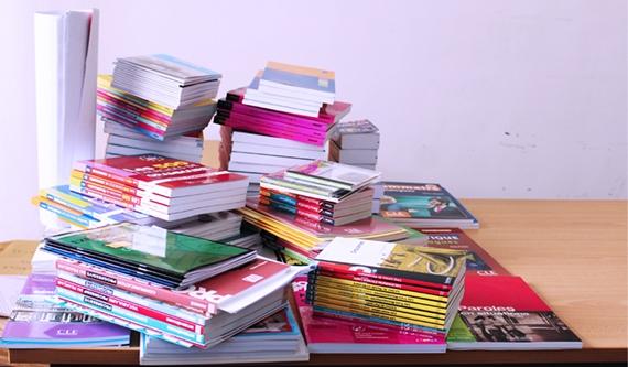 French Embassy Donates Books to UHAS