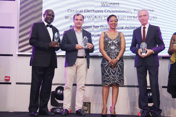 Ghana hosts first international electoral awards