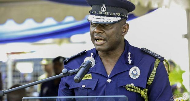 Inspector General of Police (IGP) reshuffles 122 police officers