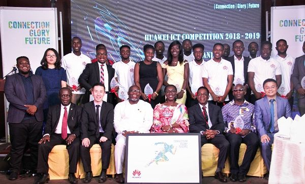 KNUST sweeps Seven awards at competition for universities, colleges