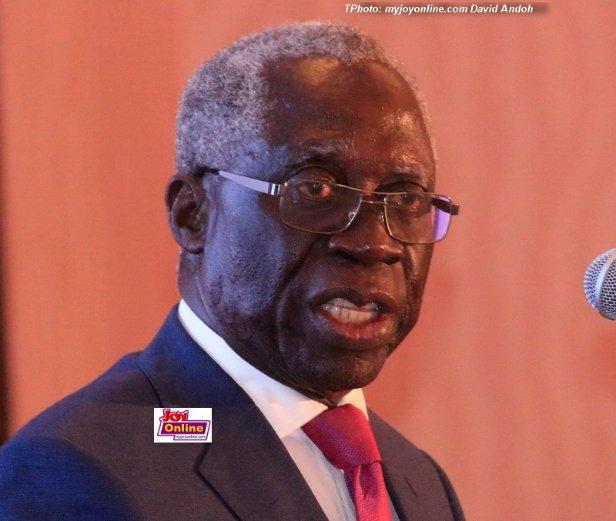Senior Minister,Osafo-Maafo blasts Mahama for 'painting Ghana black' to diplomats