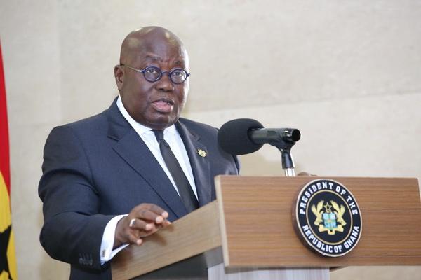 I will arrest decline in value of cedi — Akufo-Addo