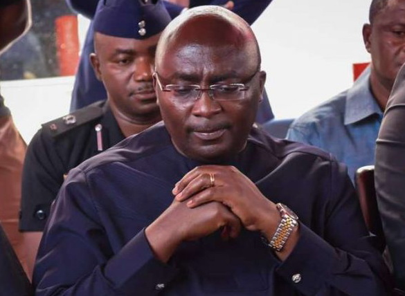 BREAKING: Driver dies in accident involving Vice President Bawumia's convoy