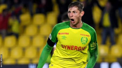 missing Plane carrying Argentinian footballer Emiliano Sala found
