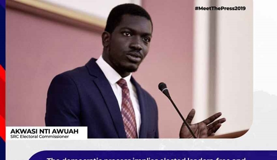 KNUST SRC Electoral commission set to Meet Press today Ahead of Elections