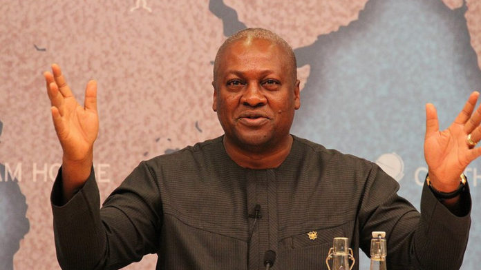 Free SHS has come to stay – Mahama