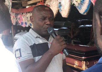 Managing Director of Adjei and Brothers Wood Works, Adjei Boye Okaine