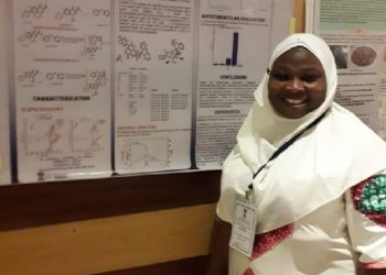 Nigerian PhD student develops new anti-TB drug