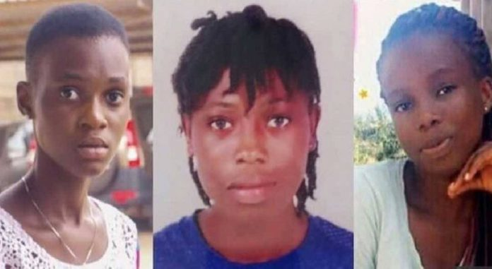 Takoradi missing girls were sold for $5k each in Nigeria – Suspect