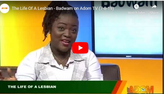 Must watch: How lesbianism from SHS led me to an occult group in Ghana – Woman confesses