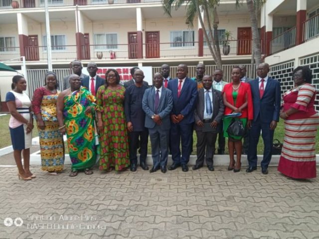 UEW: Government Reconstitutes New Governing Council